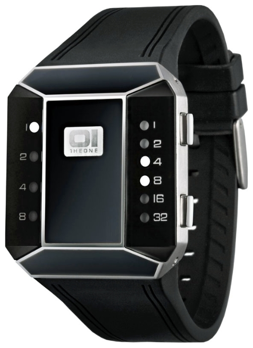 Wrist unisex watch 01THE ONE SC120W3 - picture, photo, image