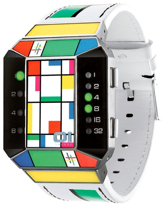 Wrist unisex watch 01THE ONE SC131G1 - picture, photo, image