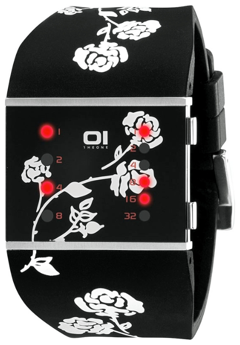 Wrist watch 01THE ONE SLSL135R3 for women - picture, photo, image