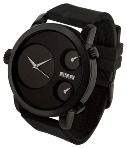 Wrist unisex watch 666 Barcelona 666-046 - picture, photo, image