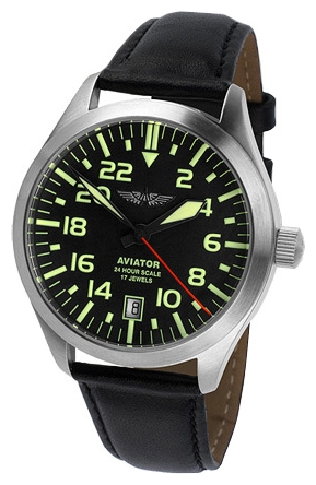 Wrist watch Aviator 1225830 for Men - picture, photo, image
