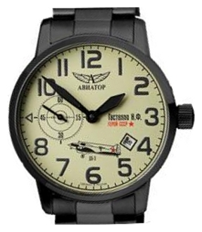 Wrist watch Aviator 1734388 for Men - picture, photo, image