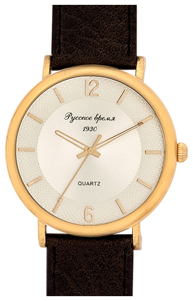 Wrist watch Russkoe vremya 0586523 for Men - picture, photo, image