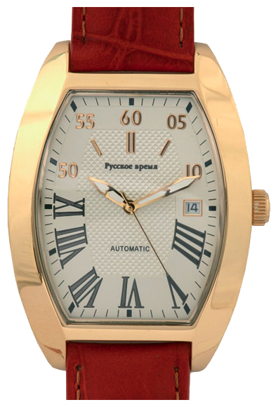 Wrist watch Russkoe vremya 4766774 for Men - picture, photo, image