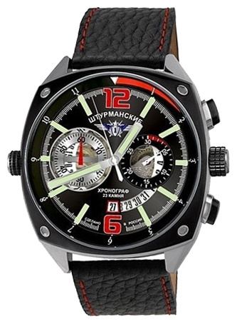 Wrist watch SHturmanskie 1615652BL for Men - picture, photo, image