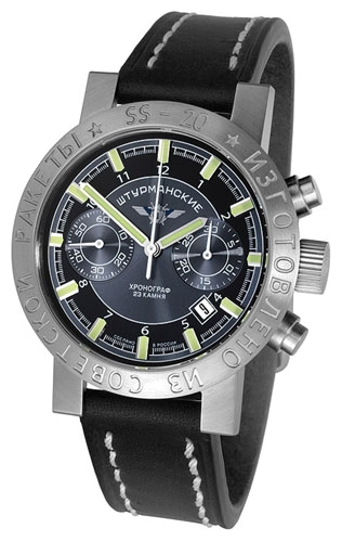 Wrist watch SHturmanskie 2797376 for Men - picture, photo, image