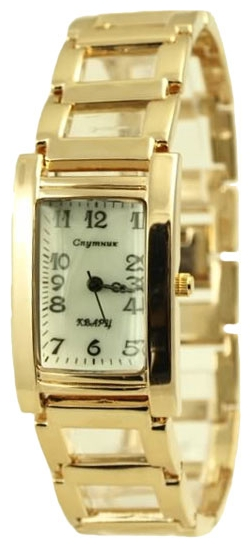 Wrist watch Sputnik L-88195/8 perl. for women - picture, photo, image