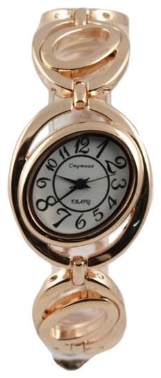Wrist watch Sputnik L-882070/8 bel. for women - picture, photo, image