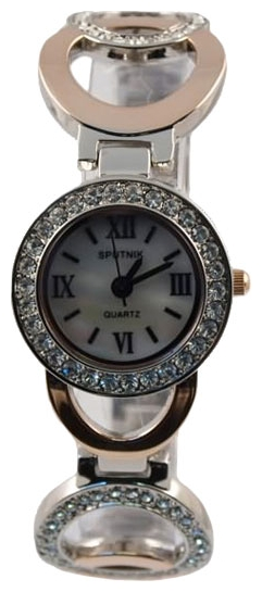 Wrist watch Sputnik L-995471/6 perl. for women - picture, photo, image