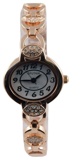 Wrist watch Sputnik L-995510/8 perl.kam for women - picture, photo, image