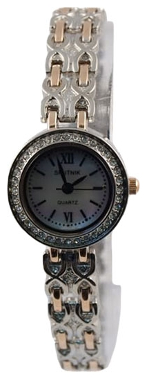 Wrist watch Sputnik L-995531/6 perl. kam for women - picture, photo, image