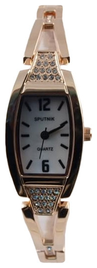 Wrist watch Sputnik L-995550/8 perl. kam for women - picture, photo, image
