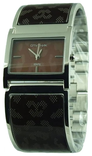 Wrist watch Sputnik NL-1E181/1 korich. keramika for women - picture, photo, image