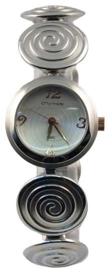 Wrist watch Sputnik NL-1H171/1 stal for women - picture, photo, image