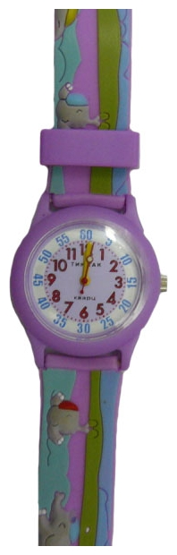 Wrist watch Tik-Tak H110-2 Fioletovyj slon for children - picture, photo, image