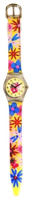 Wrist watch Tik-Tak H116-1 Cvety for children - picture, photo, image