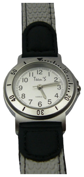 Wrist watch Tik-Tak H205-4 CHerno-seryj for children - picture, photo, image