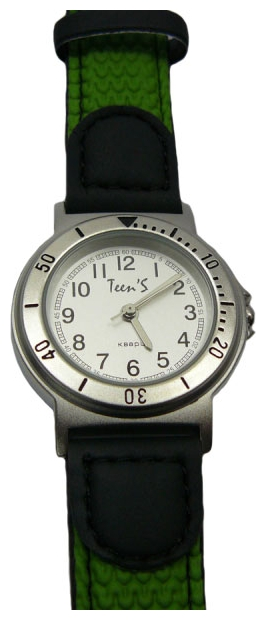 Wrist watch Tik-Tak H205-4 CHerno-zelenyj for children - picture, photo, image