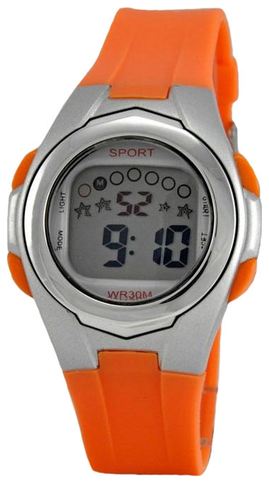 Wrist watch Tik-Tak H425 oranzhevyj for children - picture, photo, image