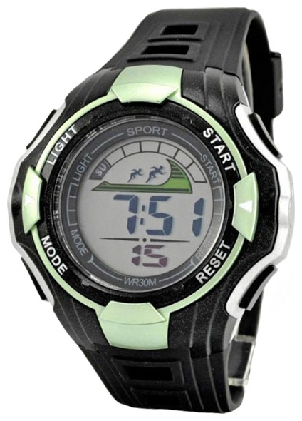 Wrist watch Tik-Tak H430 Zelenyj for children - picture, photo, image