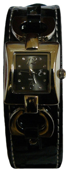 Wrist watch Tik-Tak H510-1 chernyj-chernyj ciferblat for children - picture, photo, image