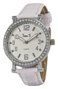 Wrist watch Tik-Tak H726 belyj/belyj for children - picture, photo, image