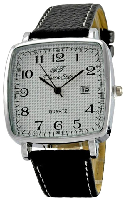 Wrist watch Tik-Tak H809 Serebro/Belye cifry for Men - picture, photo, image
