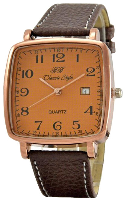 Wrist watch Tik-Tak H809 Zoloto for Men - picture, photo, image