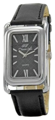 Wrist watch Tik-Tak H812 Serebro/CHernye for Men - picture, photo, image