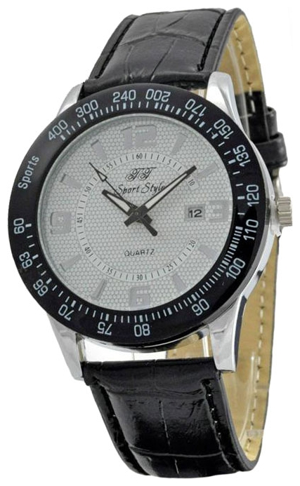 Wrist watch Tik-Tak H814 Belye for Men - picture, photo, image