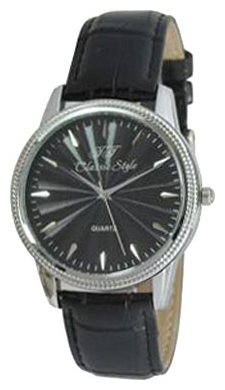 Wrist watch Tik-Tak H822 CHernyj for Men - picture, photo, image