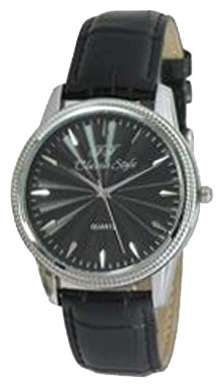 Wrist watch Tik-Tak H823 CHernyj for Men - picture, photo, image