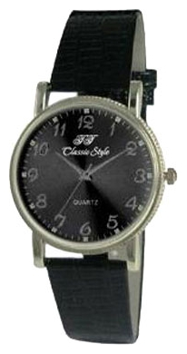 Wrist watch Tik-Tak H824 CHernyj for Men - picture, photo, image
