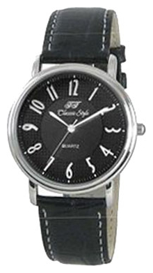 Wrist watch Tik-Tak H825 CHernyj for Men - picture, photo, image