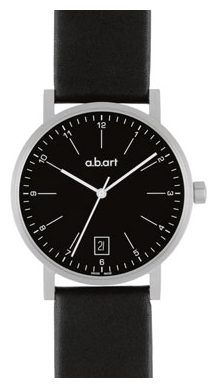 Wrist watch a.b.art O104 for Men - picture, photo, image