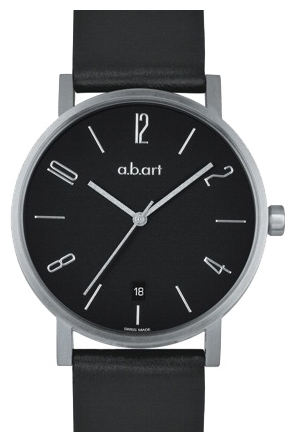 Wrist watch a.b.art O107 for Men - picture, photo, image