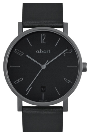 Wrist watch a.b.art O201 for Men - picture, photo, image