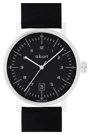 Wrist watch a.b.art OA104 for men - picture, photo, image