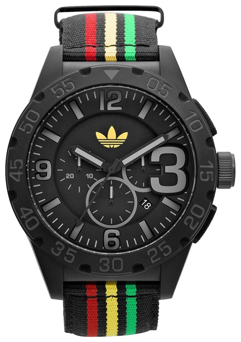 Wrist unisex watch Adidas ADH2795 - picture, photo, image