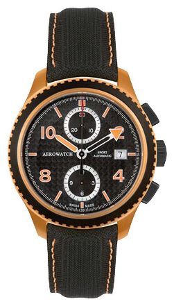 Wrist watch Aerowatch 61929RN02 for Men - picture, photo, image