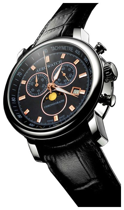 Wrist watch Aerowatch 84936AA01 for Men - picture, photo, image