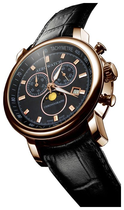 Wrist watch Aerowatch 84936RO01 for Men - picture, photo, image