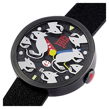 Wrist watch Alain Silberstein BA404B for Men - picture, photo, image