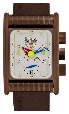 Wrist unisex watch Alain Silberstein BK94 - picture, photo, image