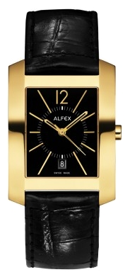 Wrist watch Alfex 5560-457 for Men - picture, photo, image