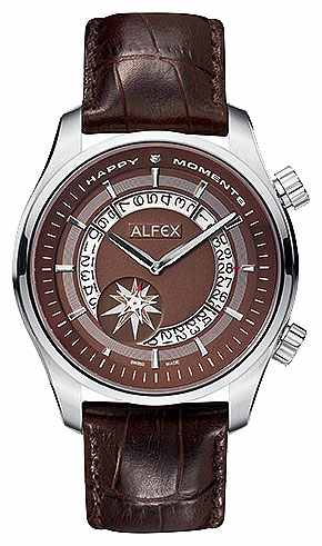 Wrist watch Alfex 5601-628 for Men - picture, photo, image