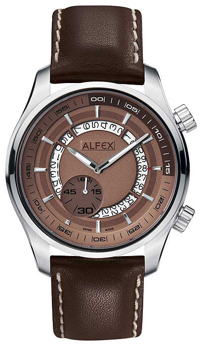 Wrist watch Alfex 5602-624 for Men - picture, photo, image