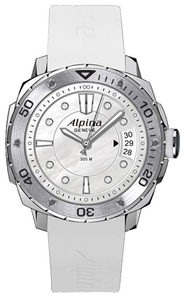 Wrist watch Alpina AL-240LSD3V6 for women - picture, photo, image