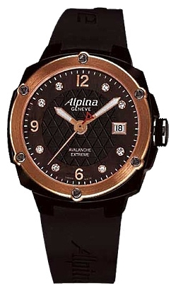 Wrist watch Alpina AL-240MPBD3FBAEC4 for women - picture, photo, image