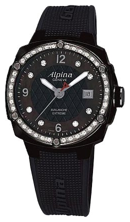 Wrist watch Alpina AL-240MPBD3FBAEDC6 for women - picture, photo, image